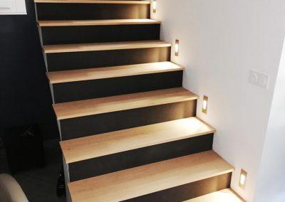 Ets Acolet & Fils - Escalier