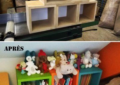Ets Acolet & Fils - Rénovation meubles