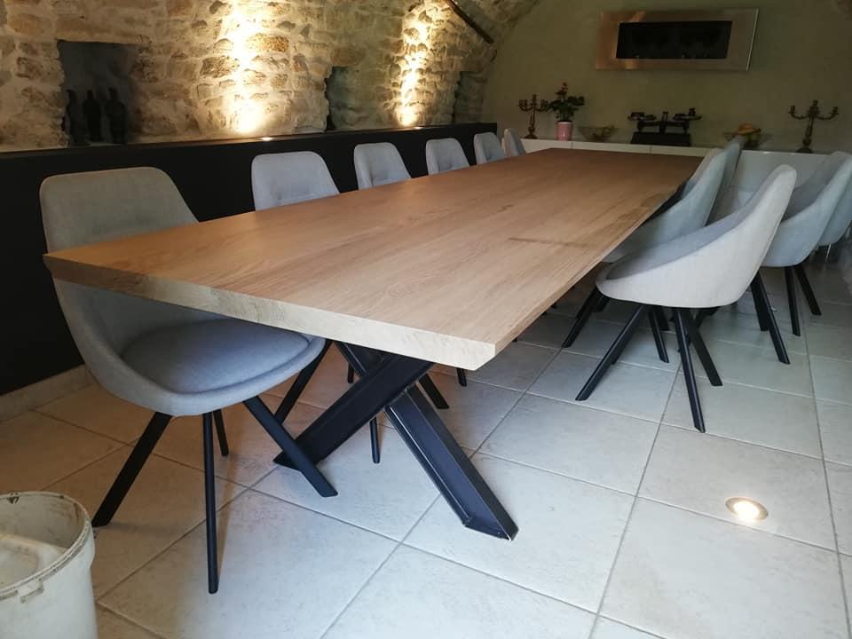 Ets Acolet & Fils - Table